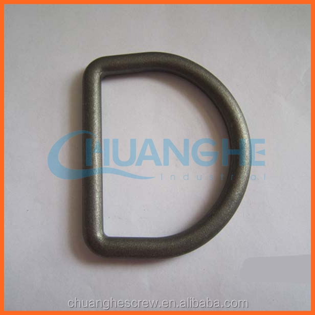 best fashion d ring metal buckles elastic strap with hook