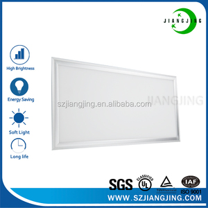2x4 UL CE TUV DLC 72W 60x120 CM LED Flat Panel Lighting