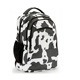 Cow print large school bag laptop backpack for promotion LOW LEAD