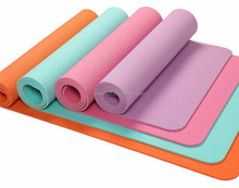 Anti-slip eco friendly yoga mats exercise TPE yoga mats
