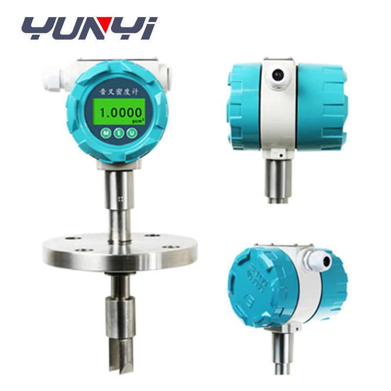 oil measurent digital Tuning fork liquid diesel density meter