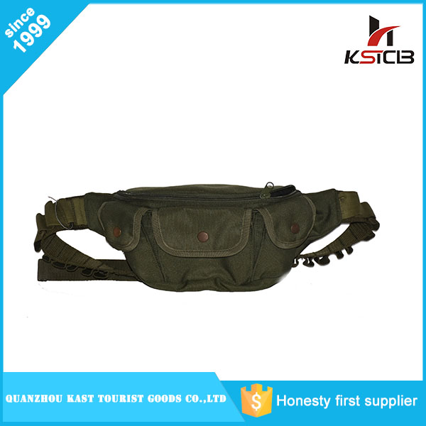 Custom Army Military Tactical Saddle Bag