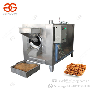 2018 Hot Sale Good Quality Grain Roaster Processing Machinery Sesame Seed Roasting Machine