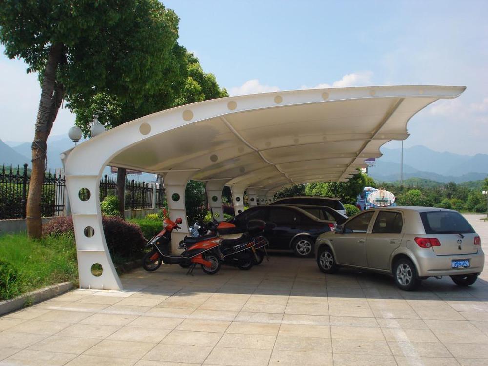 2017 New Car Parking Rain Shed Buy Car Parking Shed Rain Shed