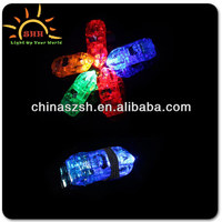 Cool Style Race Car Shape LED Flashing Finger Light For Parties