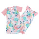 2018 Newborn Baby Clothes One Pieces Romper Floral Baby Girl Jumpsuit
