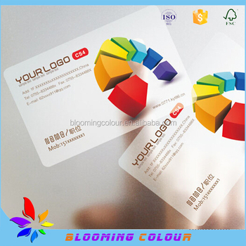 Wholesale custom pvc business cardsplastic transparent business wholesale custom pvc business cardsplastic transparent business card colourmoves
