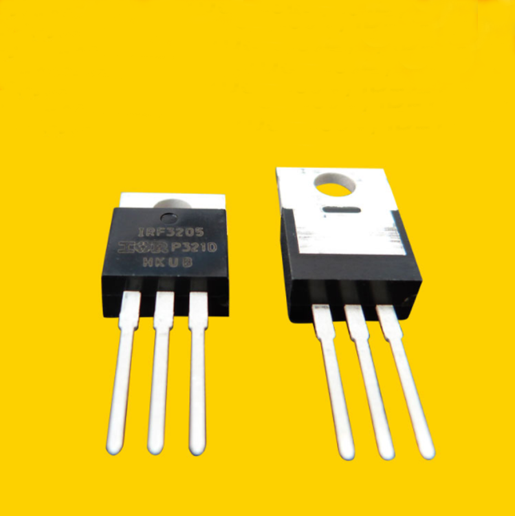 electronic components in stock new and original mosfet irf3205