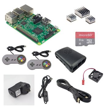 Integrated Circuits Board new raspberry pi 3 ultimate starter kit