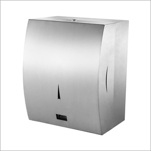 stainless steel touchless automatic electric IR sensor paper towel dispenser