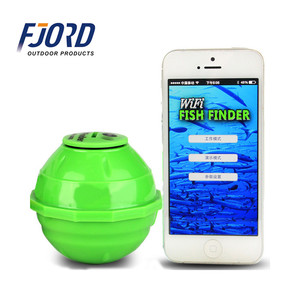FJORD WIFI wireless object boat mini fish finder by phone or pad
