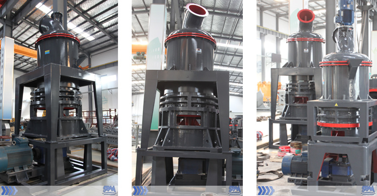 Manufacturer scm milling machine material mill price