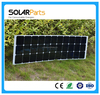 Light Weight18W-180W Sunpower Semi Flexible Solar Panel 50W 100W 120W 150W