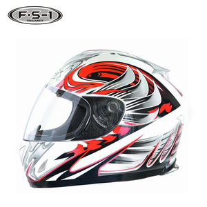 Customized helmets open face motorcycle promotion full face motor bike helmet