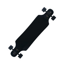 Rocker concave professional cruising longboard complete