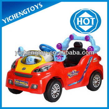 2016 Cheap Popular Colorful Electric Toy Car For 3 7 Years Old