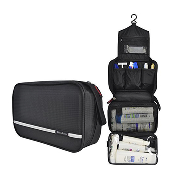Hanging Travel Toiletry Bag for People Clear Organizer for Travel  Accessories 97386483ab43f