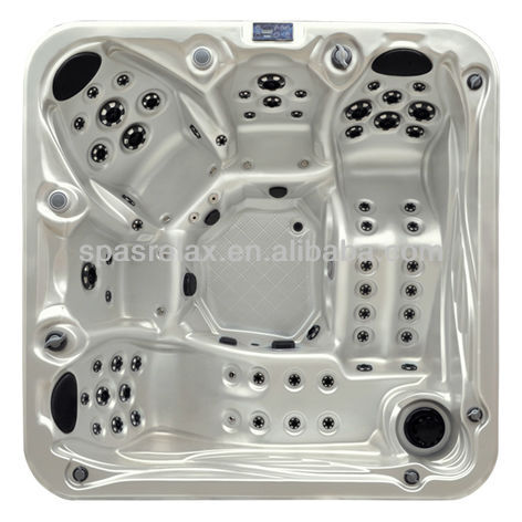 Fashion 5 persons hot tub spa S520-K for family and friends
