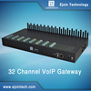 sip gsm voip gateway 32 port optional sms termination z-wave gateway