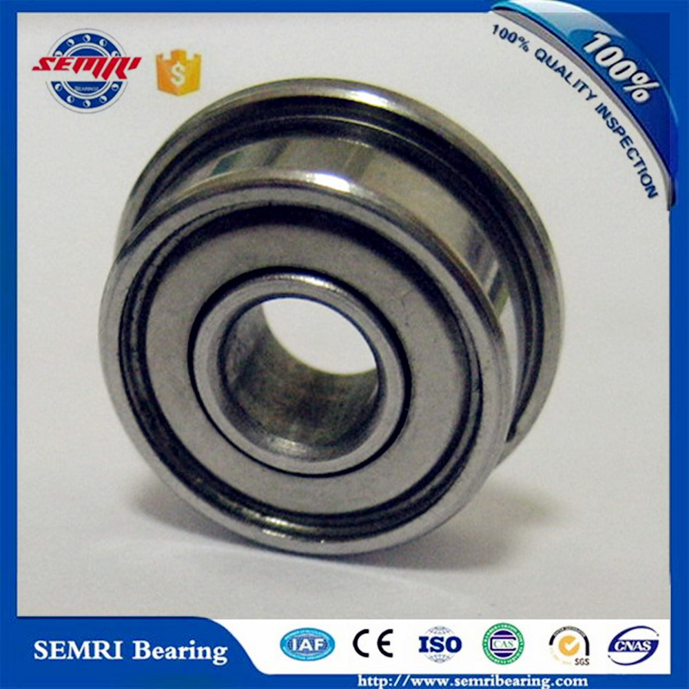 Super Precision Flange 608 Ball Bearing F608zz Stainless Steel 304 Bearing