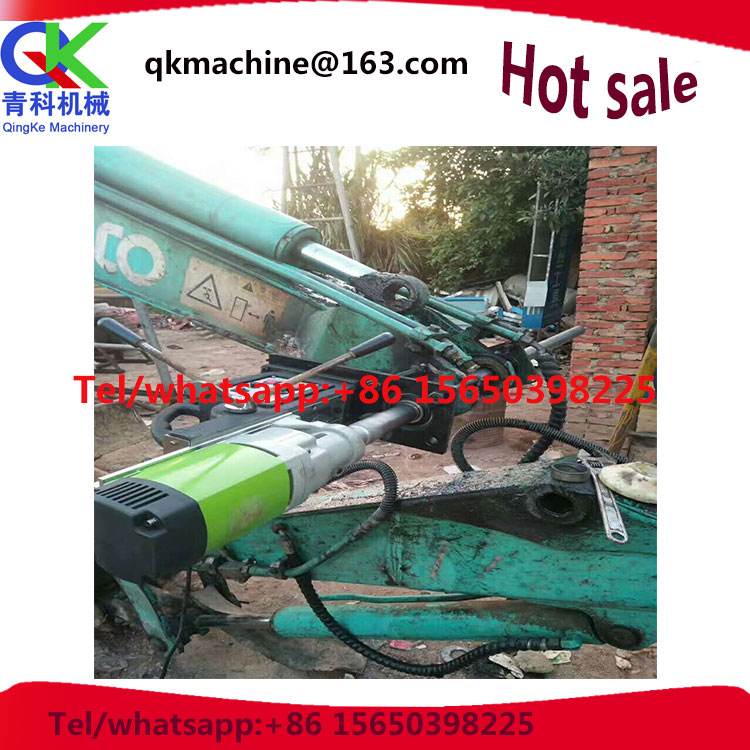 Engineering mechanical electric type cylinder boring machine for workshop