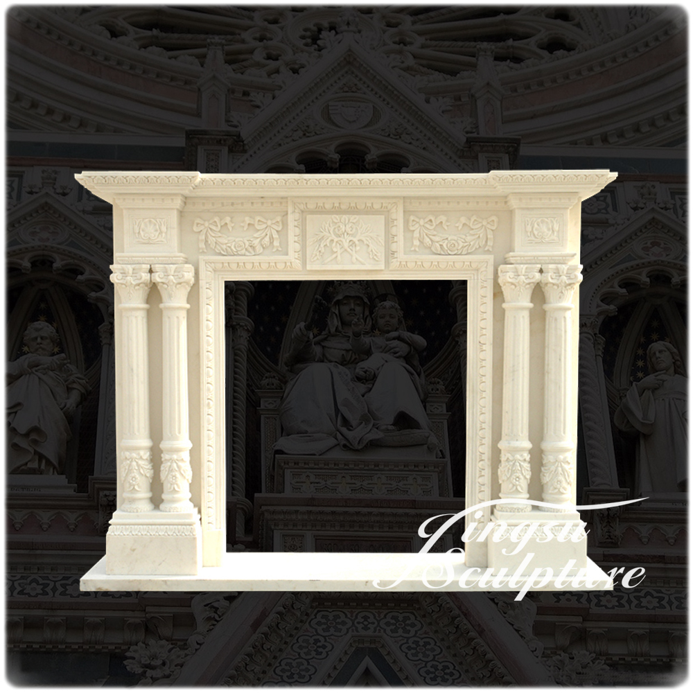 Fireplace Mantel Columns, Fireplace Mantel Columns Suppliers and ...