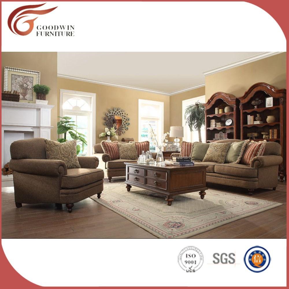 China lieferant wohnzimmermöbel, luxus sitzgruppe, französisch ...