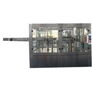 Best quality soft drink bottling plant turnkey project