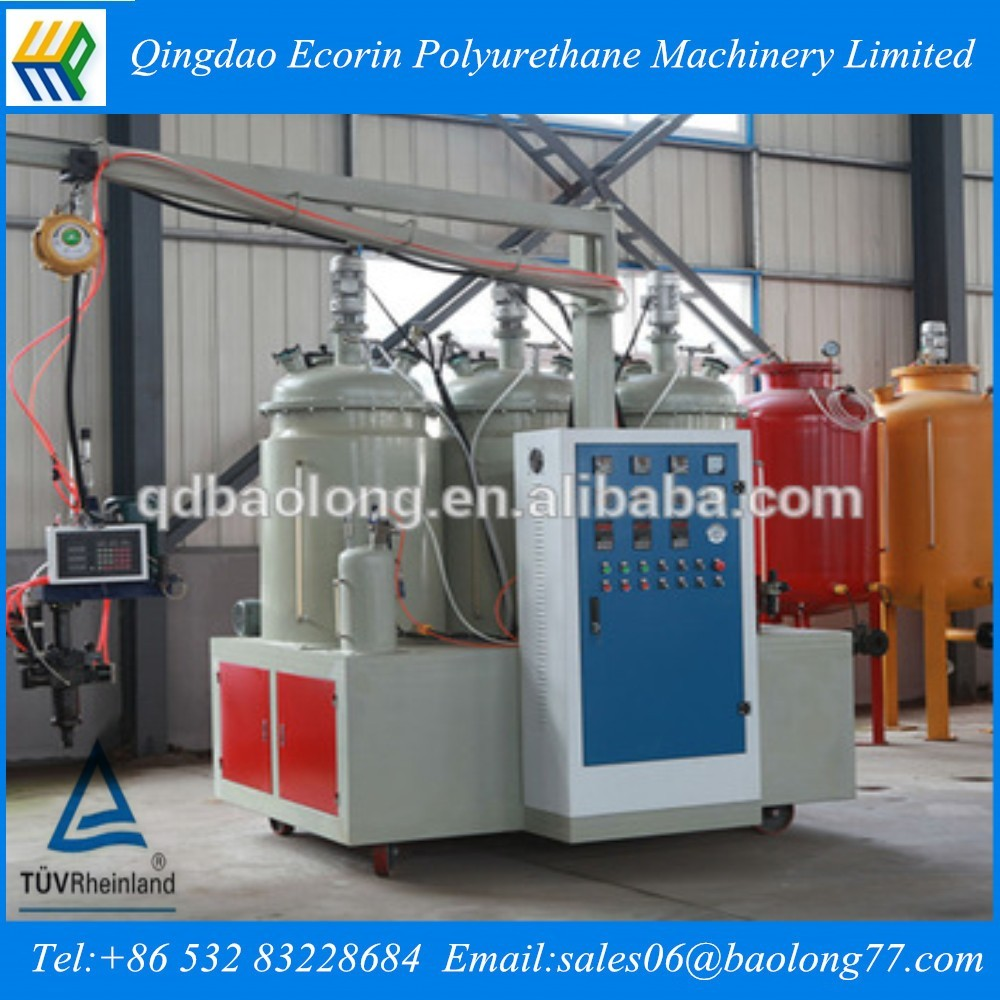 Low Pressure Polyurethane Foam Machine Polyurethane Fill