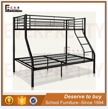Durable Adult Children Bed Furniture Wrought Iron Cheap
