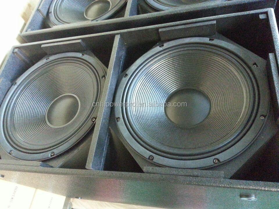 Professional Dual 18 Inch Subwoofer Speaker Box,Martin Audio Subwoofer,18  Inch Passive Speakers Box S218 - Buy Martin Audio Subwoofer,18 Inch