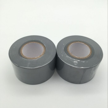 PVC black/grey color duct pipe wrapping tape 48mm*30m