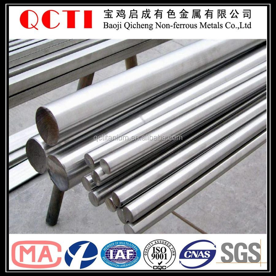 chemical titanium rods widely used implant