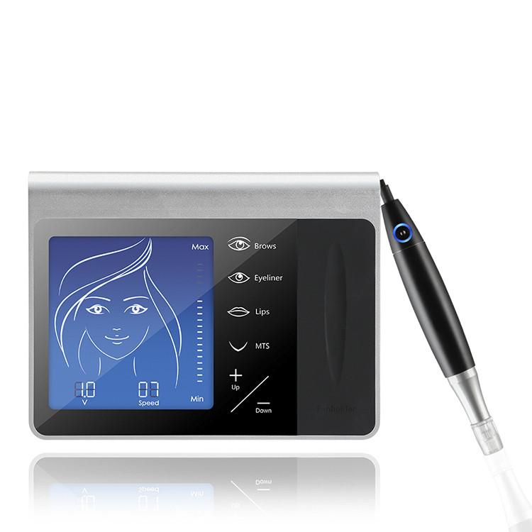 Solong new mastor digital permanent makeup machine needles microblade eyebrows pen cosmetic china tattoo machine фото