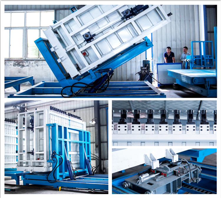 Lightweight Partition Building Material Compound Wall Machine