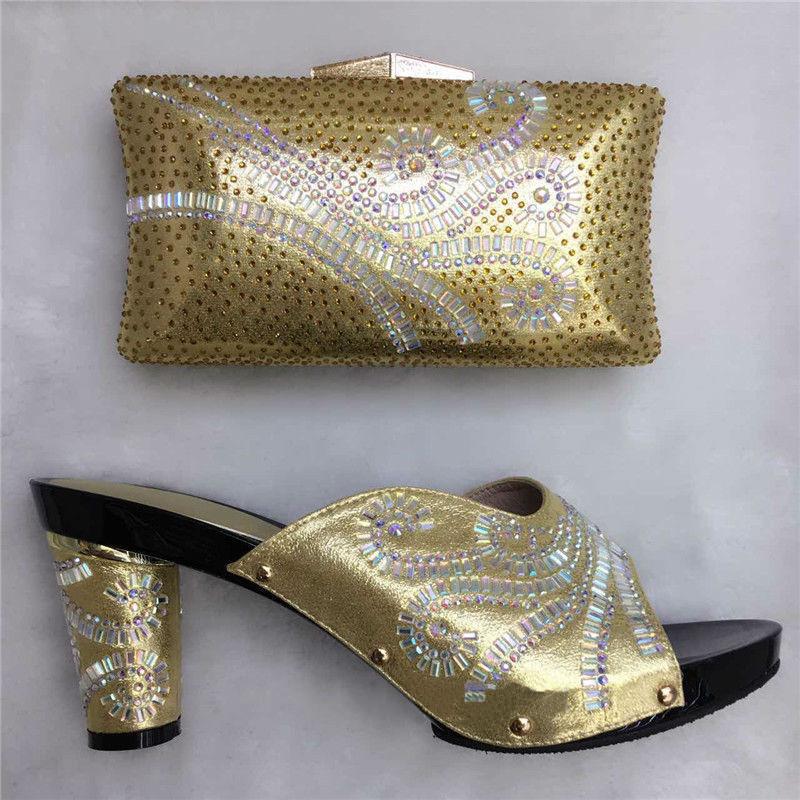 5c9ac3bd2243 ... Set Women Rhinestones blue sky And Shoes Matching Shoes Wedding  Slingback Bag Evening Bag XqnYwg0Ft ...