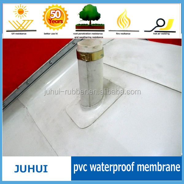 Pvc Roofing Membrane, Pvc Roofing Membrane Suppliers And Manufacturers At  Alibaba.com