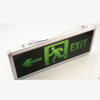 HONGMAO 2017 solar battery powered led emergency Metal exit signs