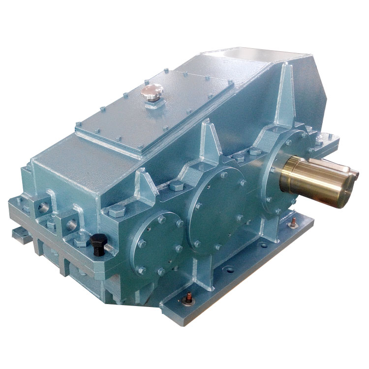 ZLY Series Two Stages Cylindrical Gearbox Reducer for Paper Mill