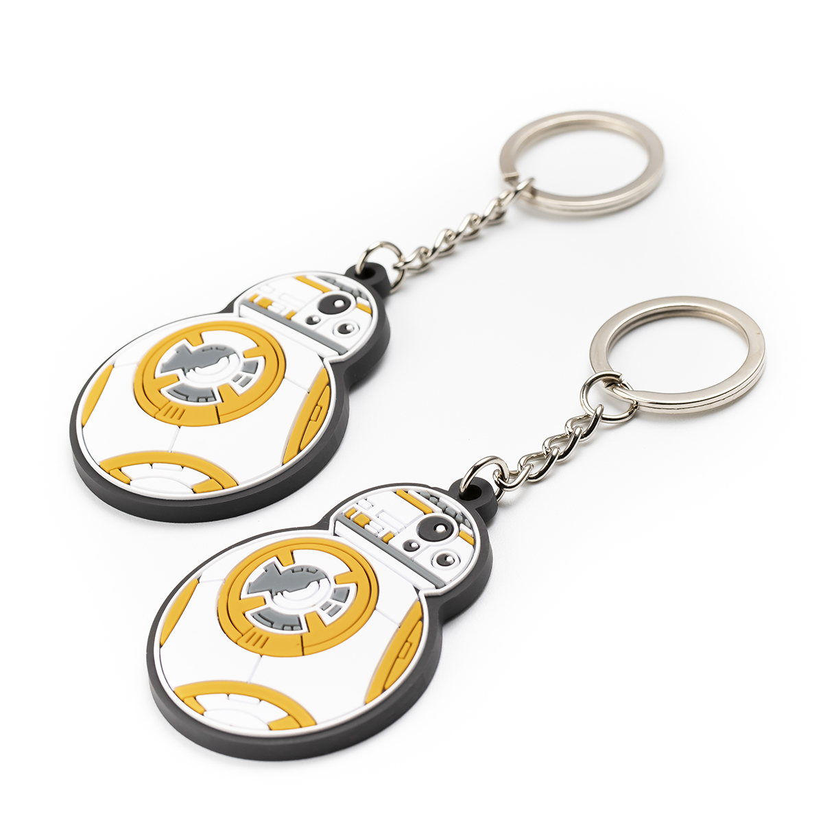 New products wholesale factory custom best quality rubber soft pvc keychain,key chain custom logo