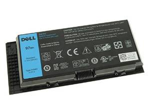 FV993 - Dell Precision M4600 / M4700 / M4800 / M6600 / M6700 / M6800 OEM Original Laptop Battery 9-cell - 97WH - FV993