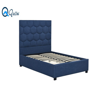 Free Sample Twin Full Size Upholstered Sleigh Bed - Buy Queen ...