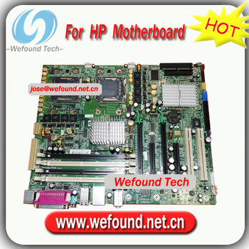 100% Working Desktop Mainboard for HP Workstation XW6400,442029-001 380689-003,dual 771 cpu