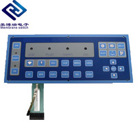 Custom Keypad Switch Button Membrane Control Panel for Housing or Industrial used