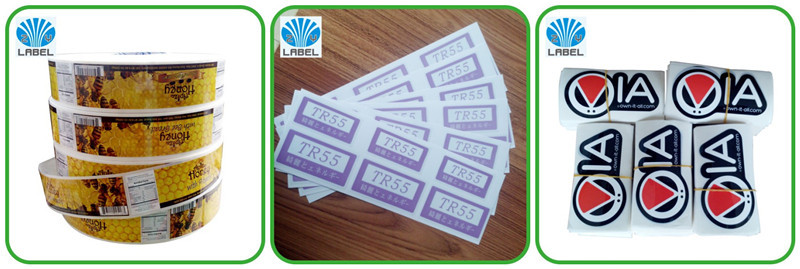 Vinyl Waterproof Custom Private Adhesive Die Cut Label Sticker Sheet