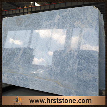 Natural Stone Pure Blue Granite Slab