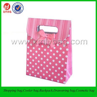 Eco Customized Art Paper Bag for Gift Packaging