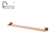 Magnetic Extension Chrome Double Stainless Steel Brass Bathroom Towel Bar