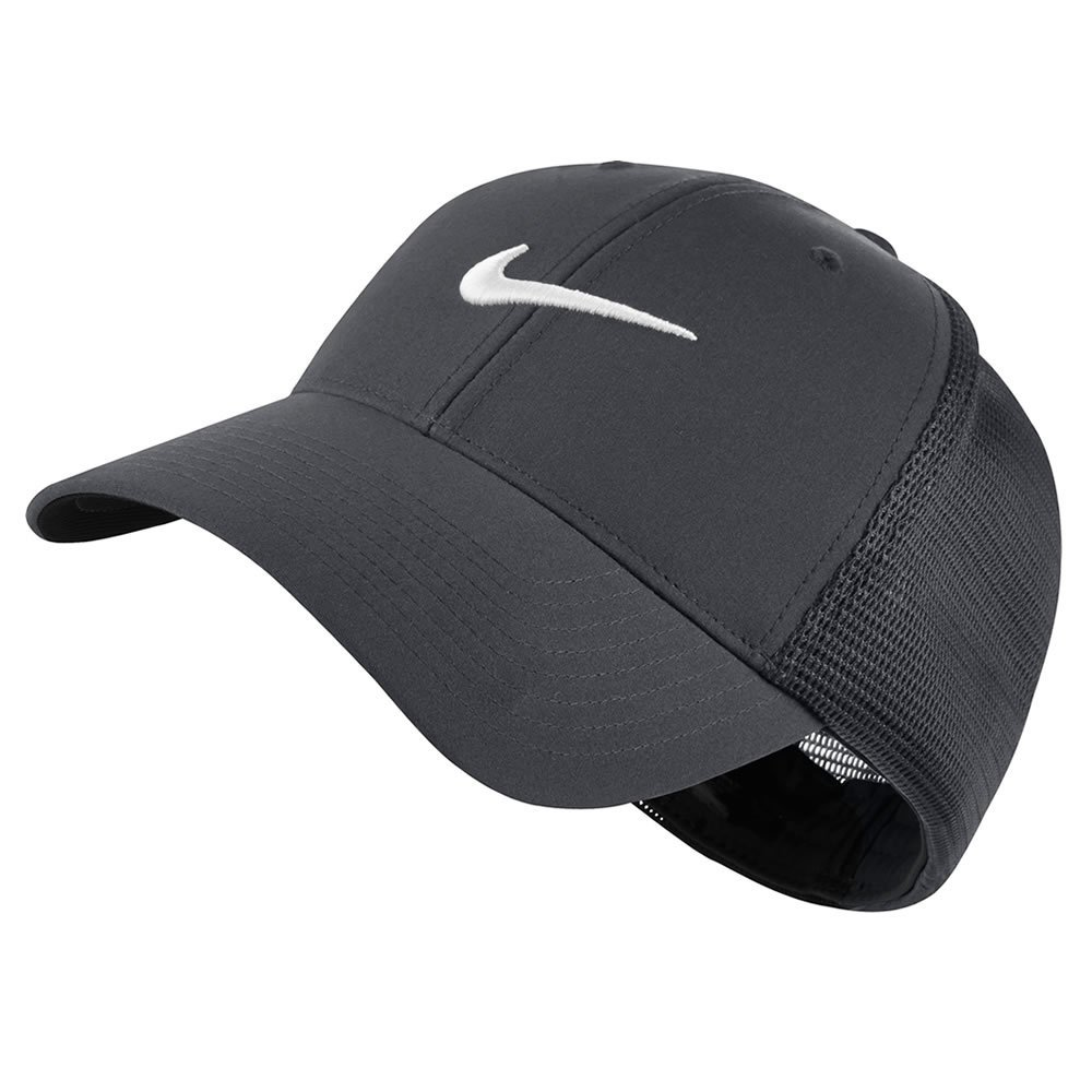 a7ff12d6c89 Buy Nike Golf Legacy 91 Tour Mesh Fitted Hat (Dark Grey) L XL in ...