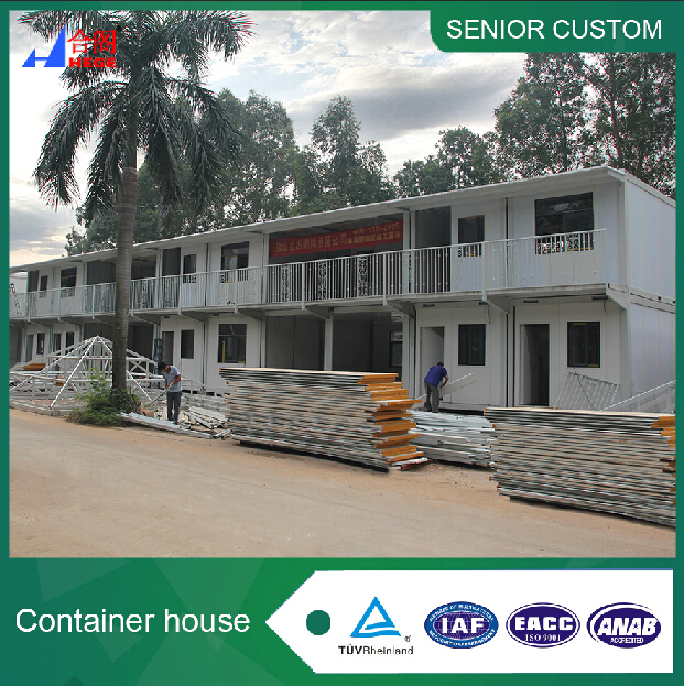 2016 sales 20ft 40ft sea container house